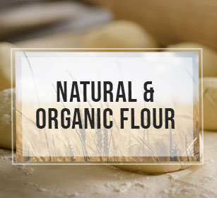 Natural & Organic Flour