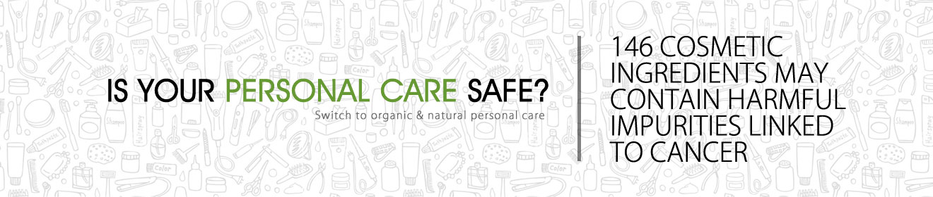 Natural & Safe Personal Care Products