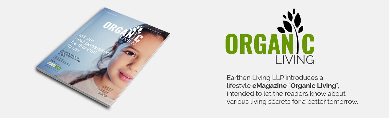 Organic Living eMagazine