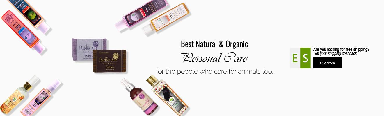 Natural & Organic Personal Care