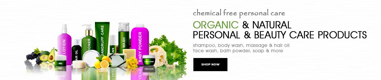 Organic & Natural Personal Care