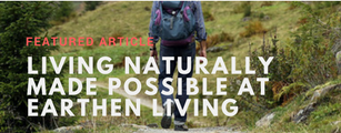 Living naturally made possible at Earthen Living