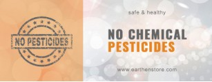 No Chemical Pesticides Used