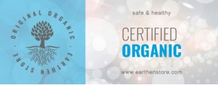 Certified Organic Grocery Products