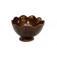 Coconut Shell Bowl - Set of 4