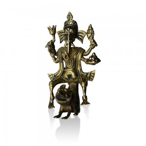 Dhokra Metal Craft – Ganesh