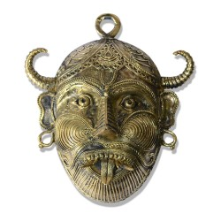 Brass Metal Craft (Dokra) Ravana