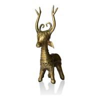 Dhokra Metal Craft – Deer
