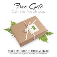 Organic & Natural Free Gift