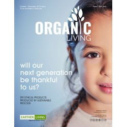 Organic Living eMagazine October December Issue - 2019