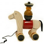 Hee Haw – Galloping Horse with Rider