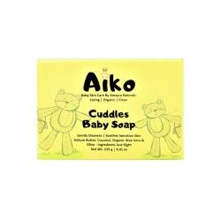 Amayra Naturals Aiko Cuddles Baby Soap - 100 GMS