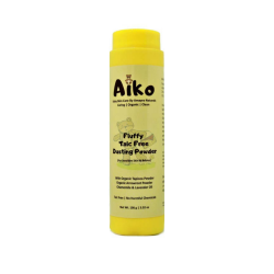 Amayra Naturals Aiko Fluffy Talc Free Dusting Powder - 100 GMS