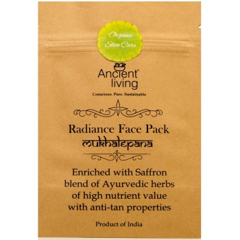 Ancient Living Radiance Face Pack - 40 GMS