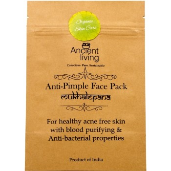 Ancient Living Anti Pimple Face Pack - 40 GMS