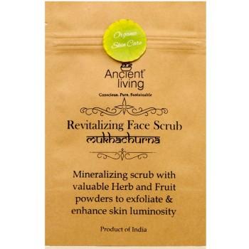 Ancient Living Revitalizing Face Scrub - 40 GMS