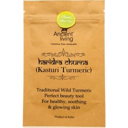 Ancient Living Kasthuri Turmeric Pack