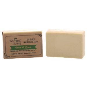 Ancient Living Neem & Lemon Luxury Handmade Soap - 100 GMS