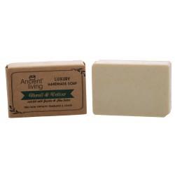 Ancient Living Neroli & Vetiver Luxury Handmade Soap - 100 GMS