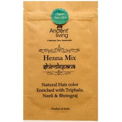 Ancient Living Henna Mix - 100 GMS