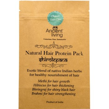 Ancient Living Natural Hair Protein Pack - 100 GMS