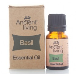 Ancient Living Basil Essential Oil - 10 ML