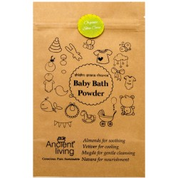 Ancient Living Baby Bath Powder - 100 GMS