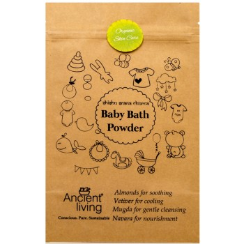 Ancient Living Baby Bath Powder - 100 GMS