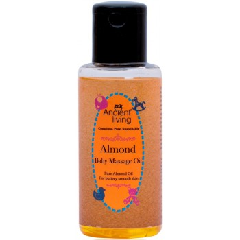 Ancient Living Almond Baby Massage Oil - 100 ML