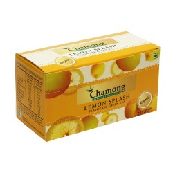 Chamong Organic Lemon Splash Envelope Tea Bag