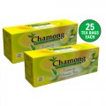 Chamong Organic Lemon Green Regular Tea Bag - 50 Bags