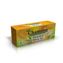 Chamong Organic Darjeeling Regular Tea Bag - 50 Bags