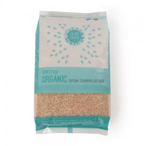 Dear Earth Organic Sonamasuri Rice Brown - 1KG