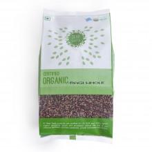 Dear Earth Organic Finger Millet (Ragi) - 500 GMS
