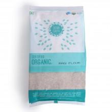 Dear Earth Organic Finger Millet (Ragi) Flour - 500 GMS