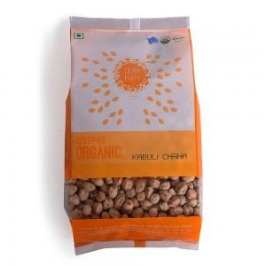 Dear Earth Organic Kabuli Chana - 500 GMS