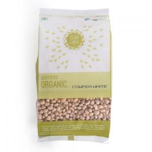 Dear Earth Organic Cowpea White - 500 GMS