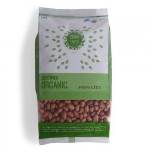 Dear Earth Organic Peanuts - 500 GMS
