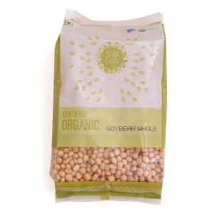 Dear Earth Organic Soyabean - 500 GMS