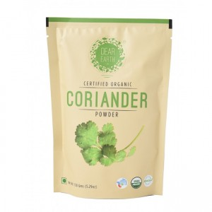 Dear Earth Organic Coriander Powder - 150 GMS