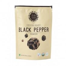 Dear Earth Organic Black Pepper Powder - 100 GMS
