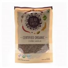 Dear Earth Organic Cumin Whole - 100 GMS