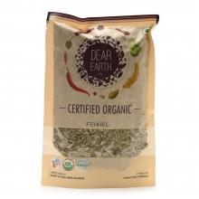 Dear Earth Organic Fennel - 100 GMS