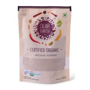 Dear Earth Organic Amchur Powder - 75 GMS
