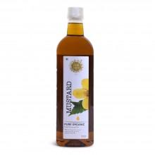 Dear Earth Organic Mustard Oil - 1L