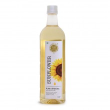 Dear Earth Organic Sunflower Oil - 1L