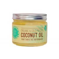 Dear Earth Organic Coconut Oil (Cold Pressed) - 385 ML