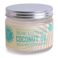 Dear Earth Organic Coconut Oil (Organic Extra Virgin) - 385 ML