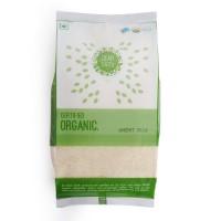 Dear Earth Organic Wheat Suji - 500 GMS