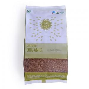 Dear Earth Organic Sugar Brown - 1KG